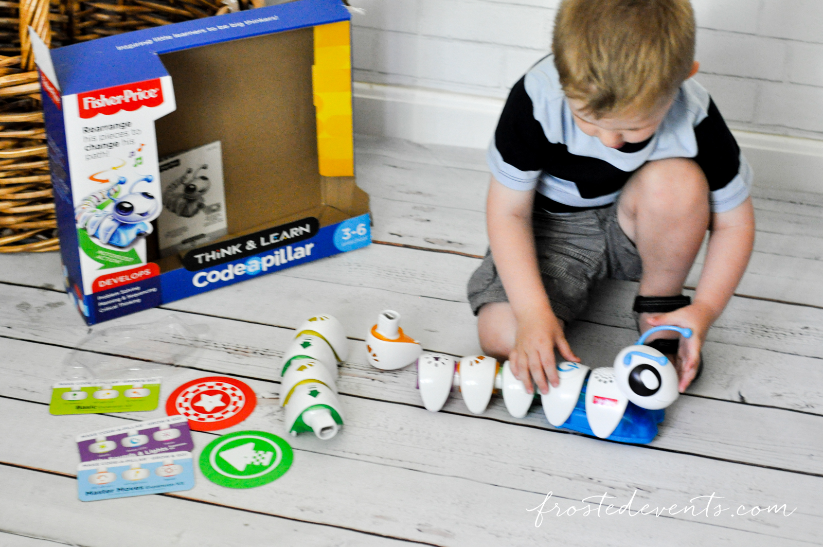 Best Toys for 2 Year Old Boys - Toddler toys Gift Guide via Misty Nelson, mom blogger and parenting influencer @frostedevents