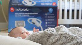 Best baby monitor - The Motorola Halo, baby registry list