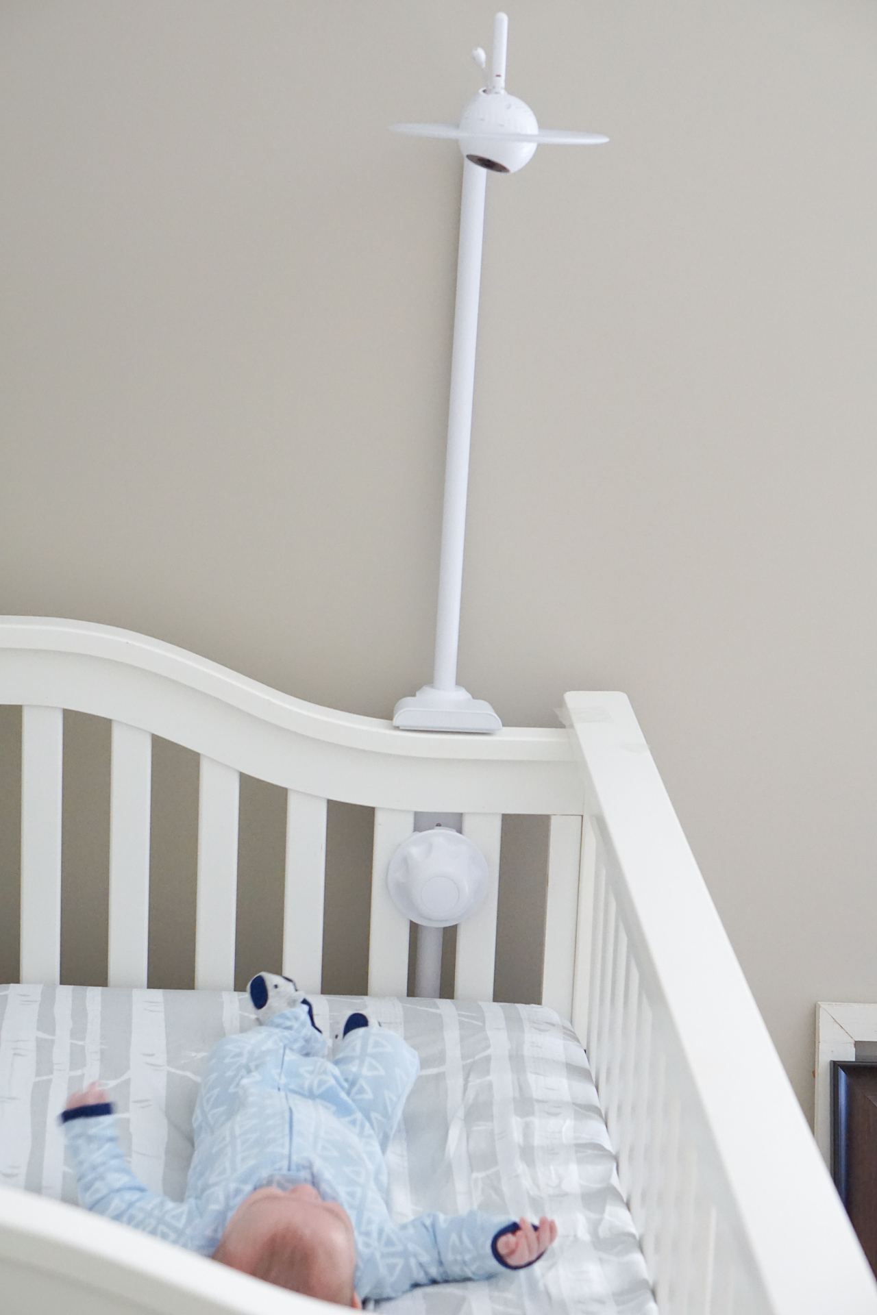 Best baby monitor - The Motorola Halo, baby registry list
