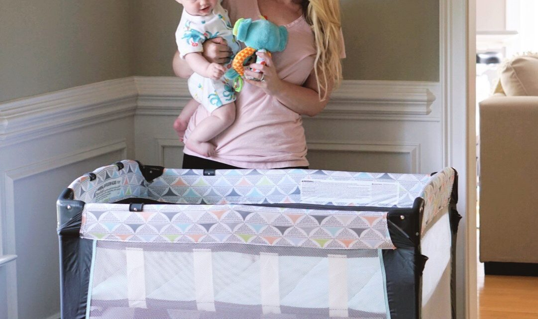 Best Baby Gear for Traveling with Baby - Frosted Blog #momlife Misty Nelson