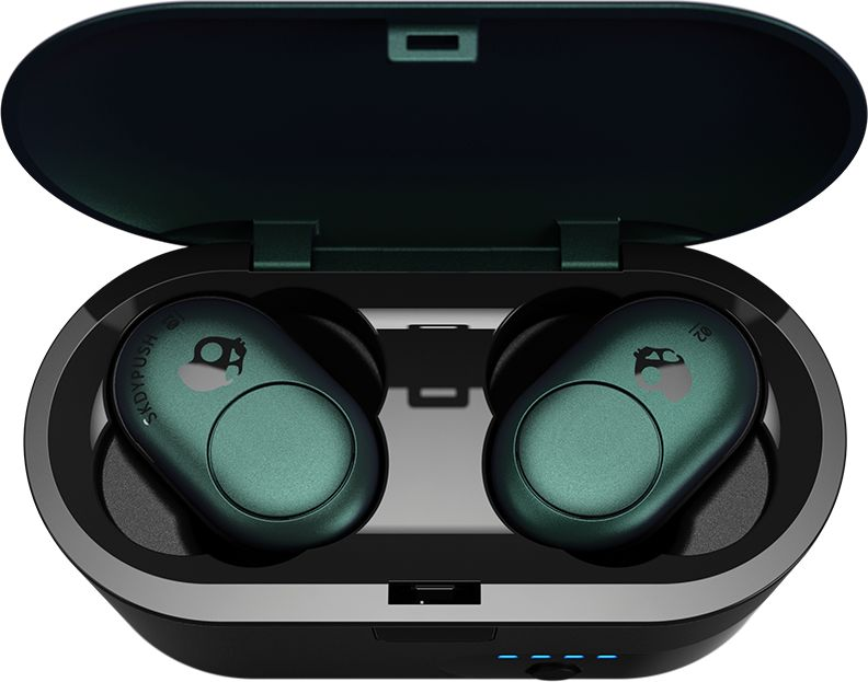 Skullcandy Push Ear Buds Wireless Headphones - Gifts for Him, Father's Day Gift Ideas