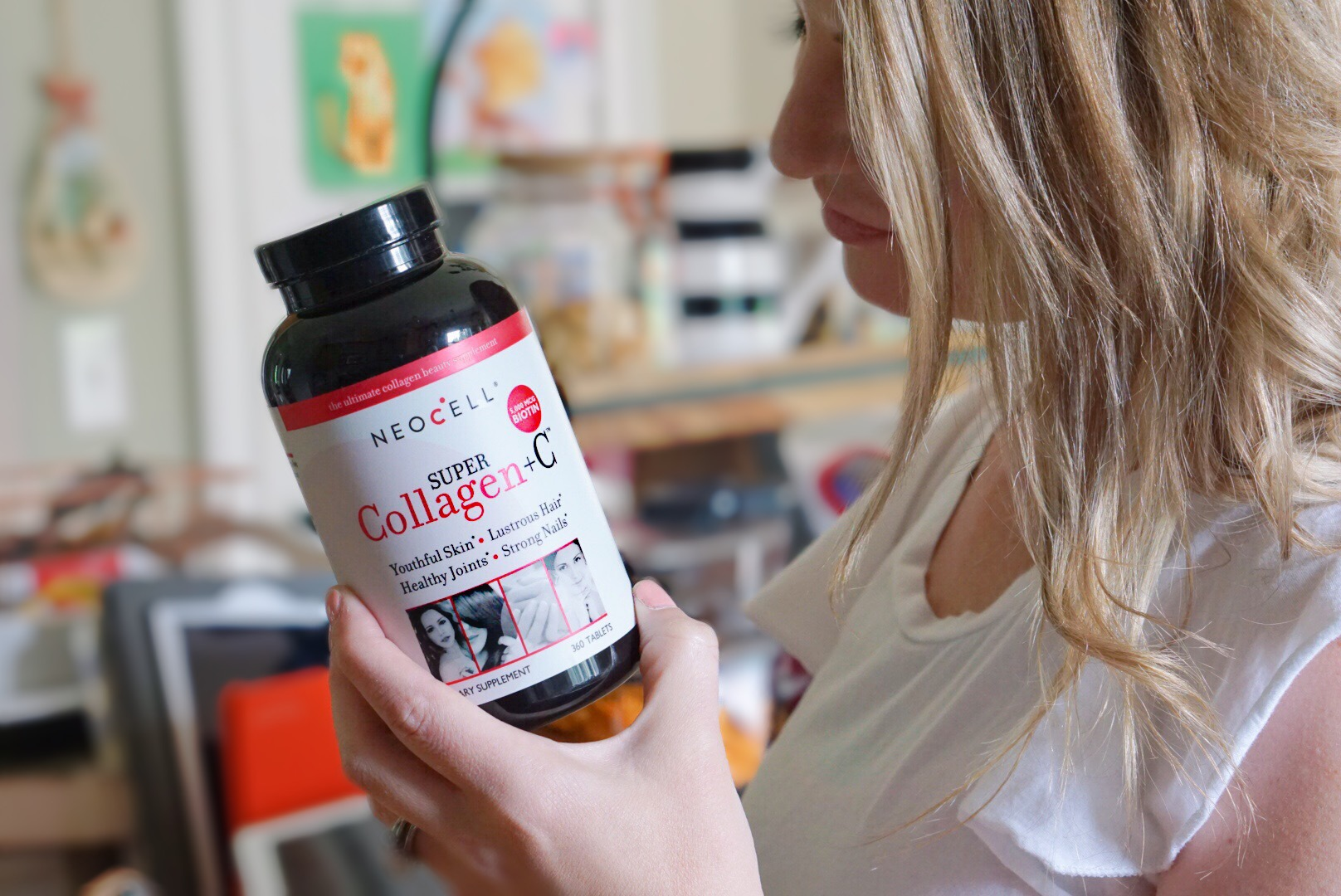 Collagen Benefits -NeoCell Collagen Supplement for Hair, Skin and Nails