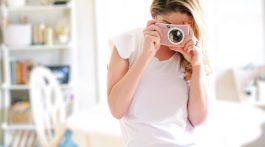 Canon Ivy Printer Instant Camera - Best Selfie Camera