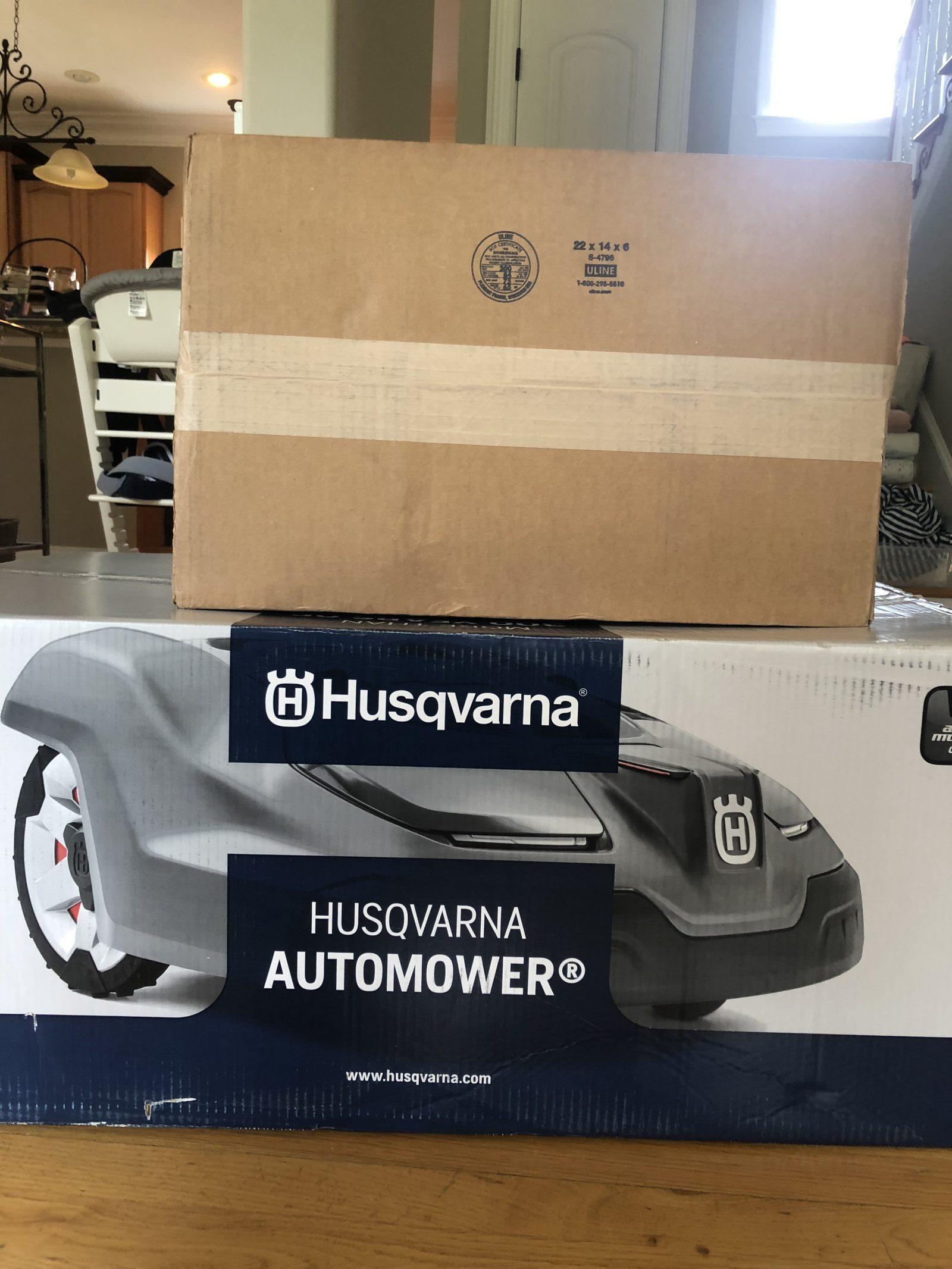Husqvarna AutoMower Review - Robot Mower