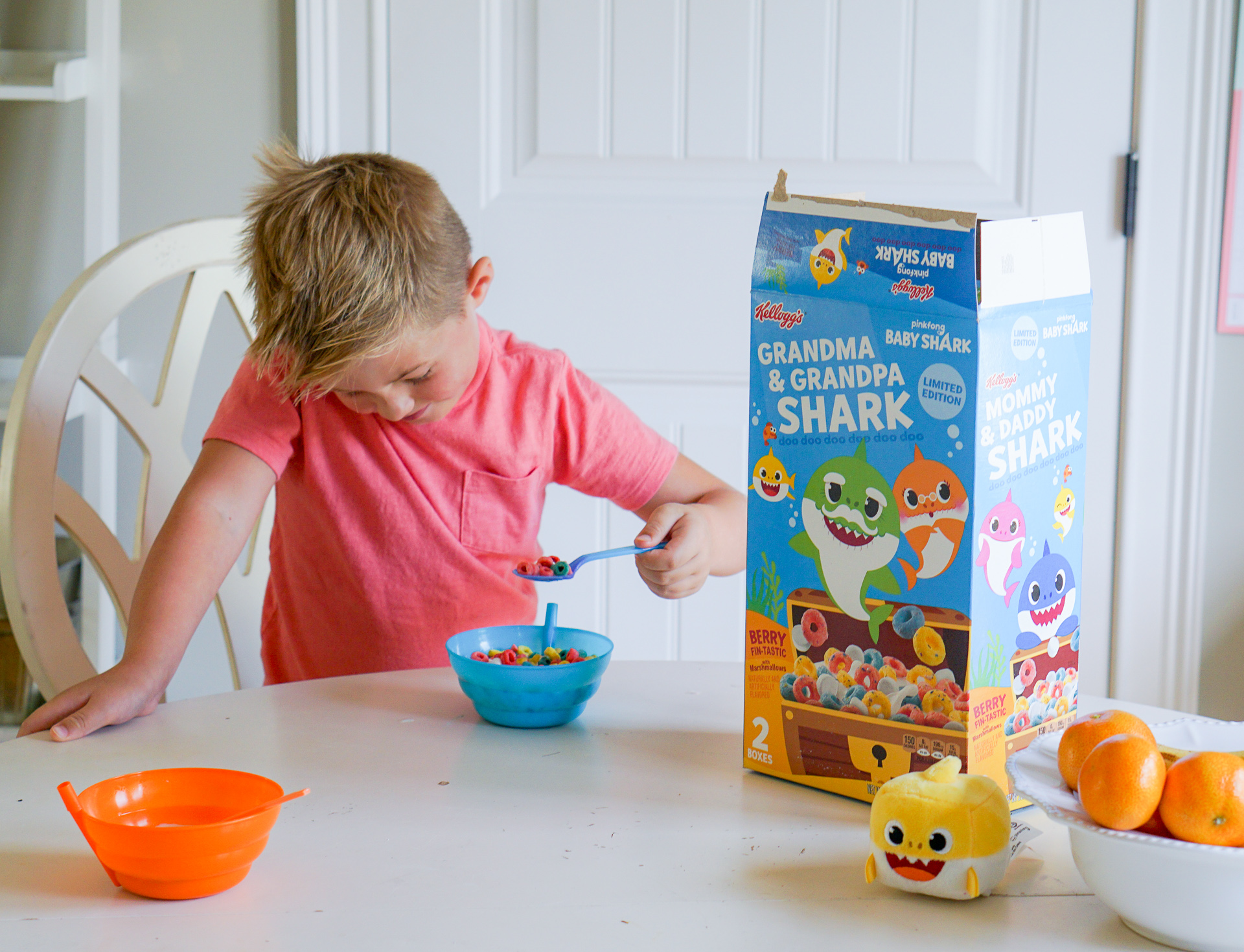 Baby Shark Cereal at Sam's Club – It's Fin-tastic!