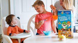 Baby Shark Cereal at Sam's Club – It's Fin-tastic! Kellogg's Breakfast Cereals