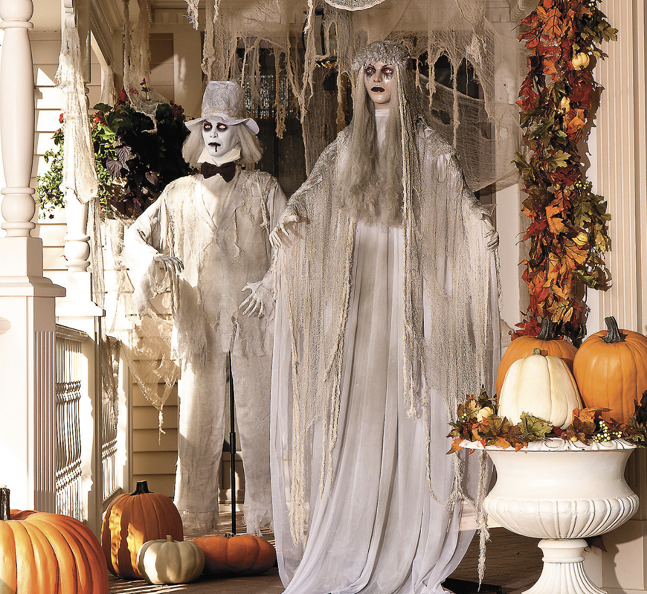 Scary Halloween decorations 2019
