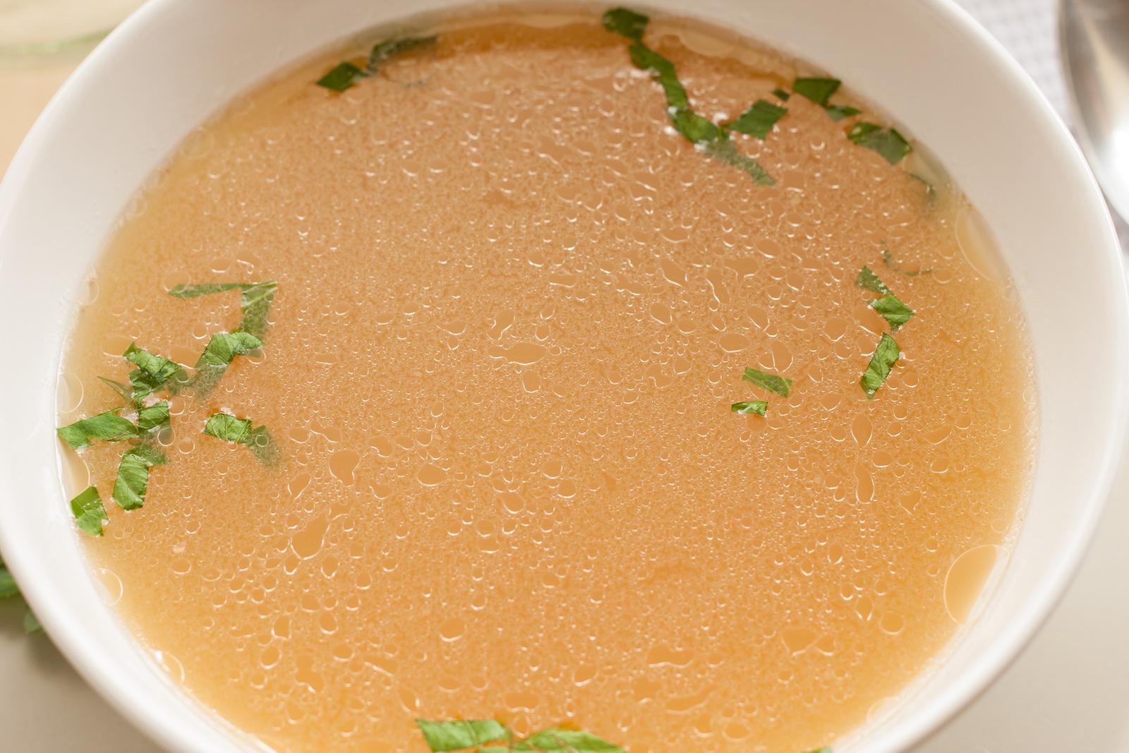 Chicken Bone Broth Soup - Best Soup Recipes