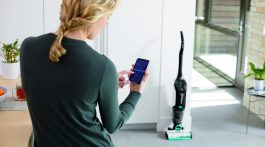 BISSELL CrossWave Cordless Vacuum and Wash at the same time!