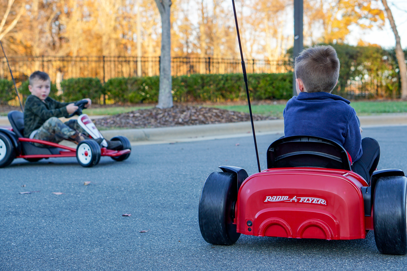 Radio Flyer Ultimate Go Kart - Race Party Playdate