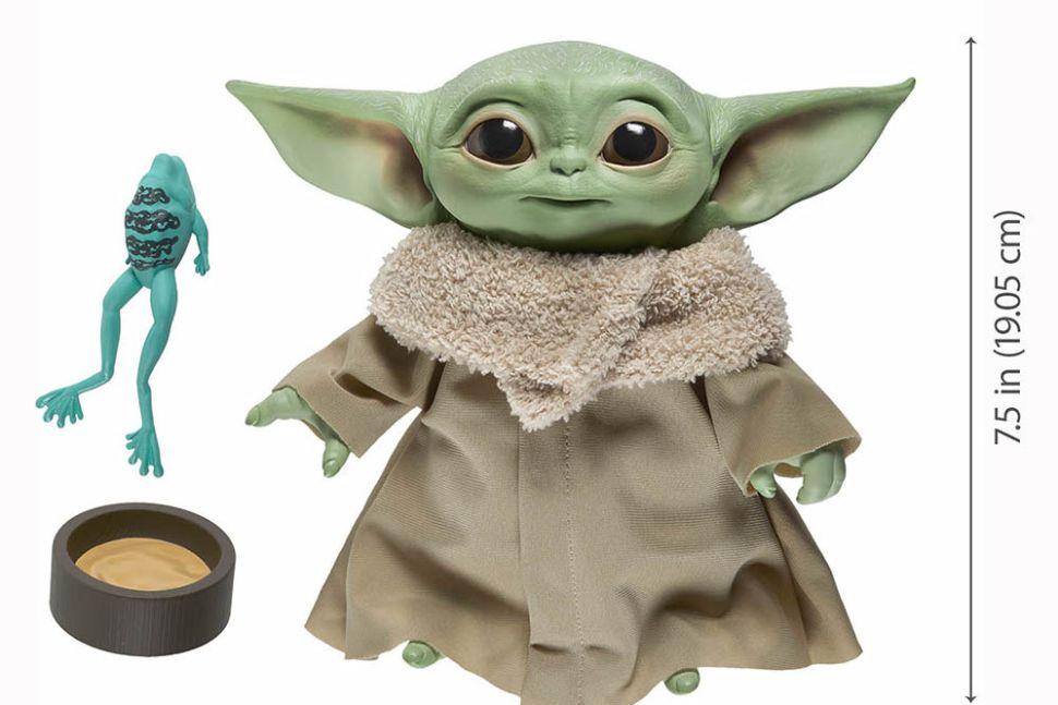 Baby Yoda Toy Hasbro