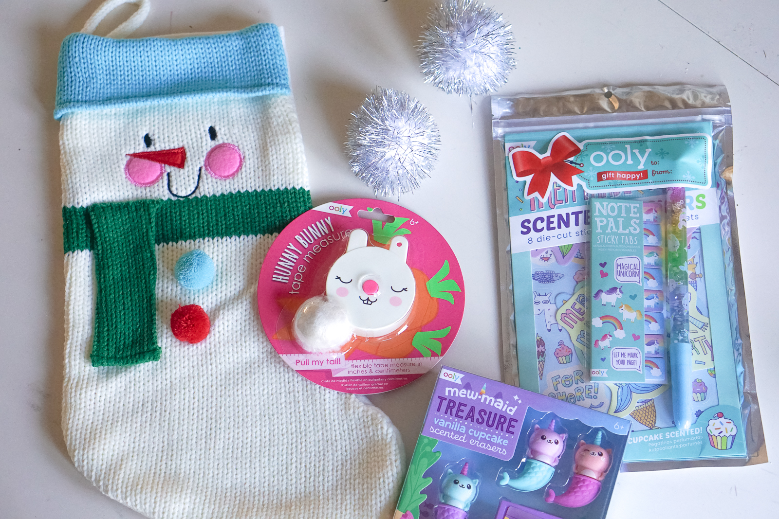 Creative Stocking Stuffers for Kids - OOLY Gifts for Girls and Boys