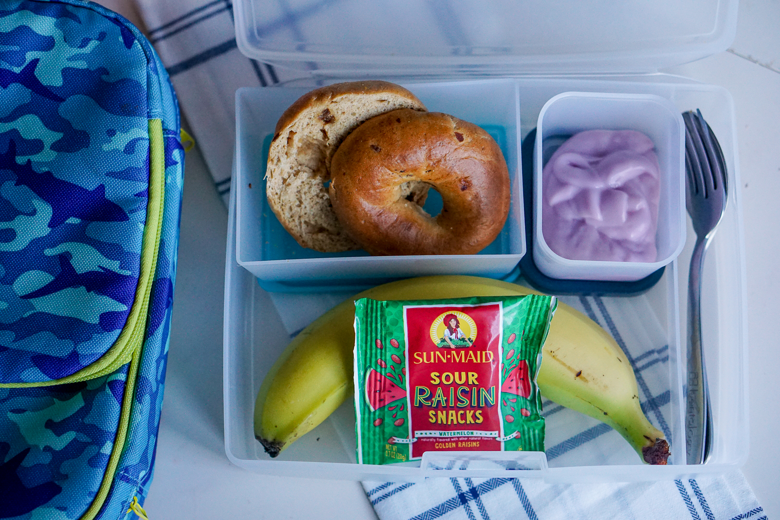 5 Easy Lunch Box Ideas for Packing Kid's School Lunches - Bento box lunch combos
