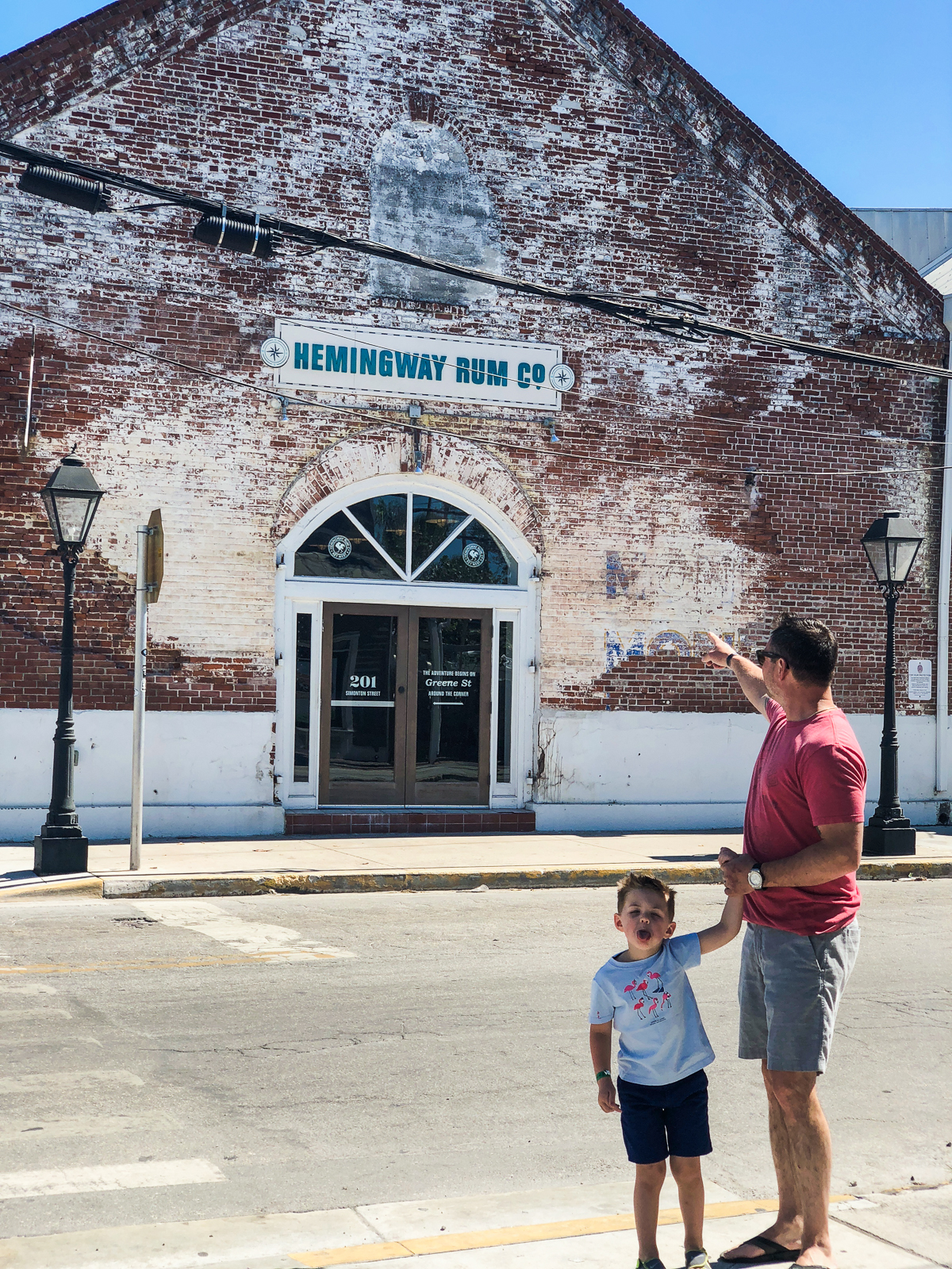 Key West - Things to Do in Key West - Misty Nelson, family travel blogger @frostedevents hemingways rum