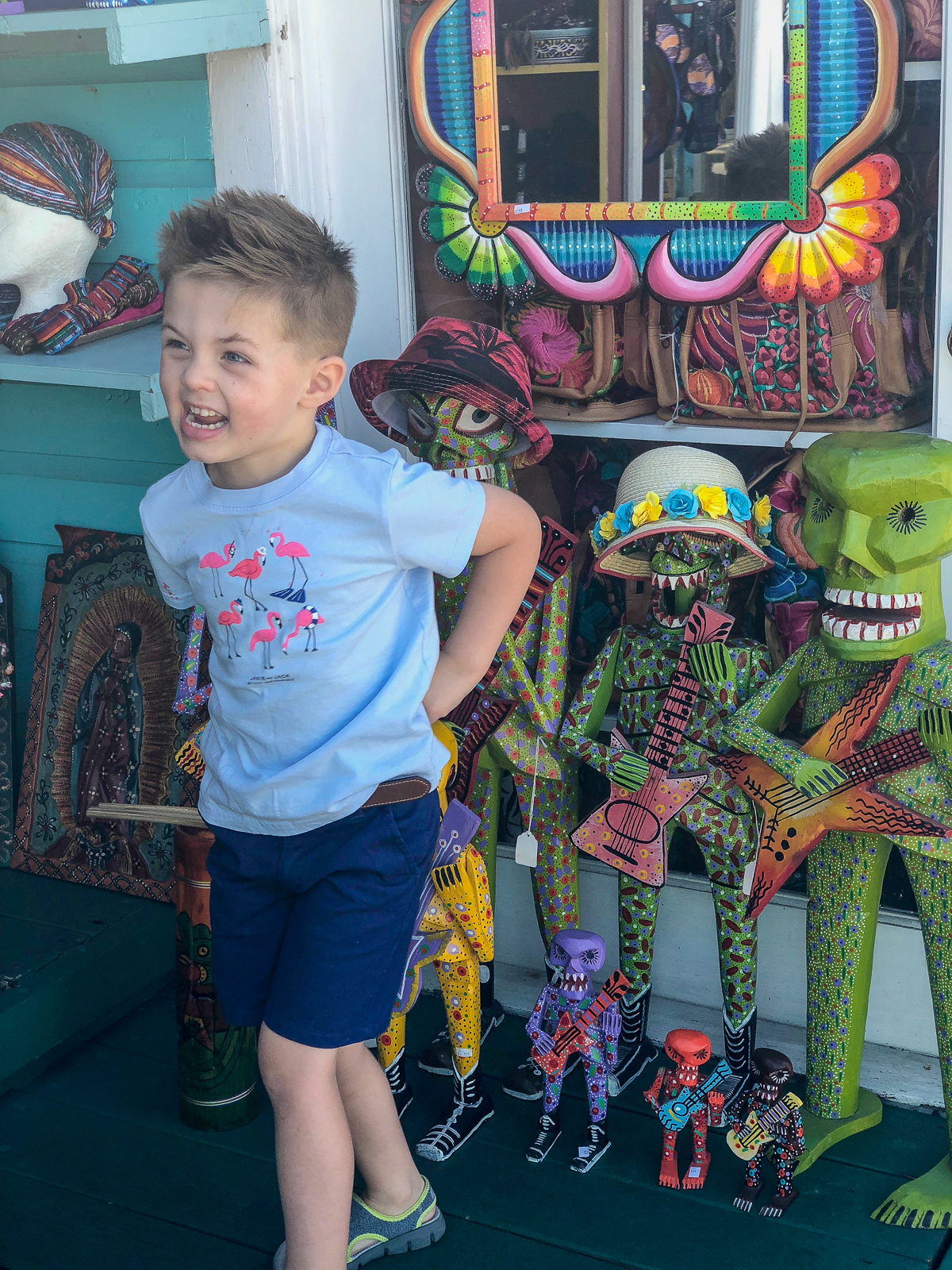 Key West - Things to Do in Key West - Misty Nelson, family travel blogger @frostedevents travel with kids