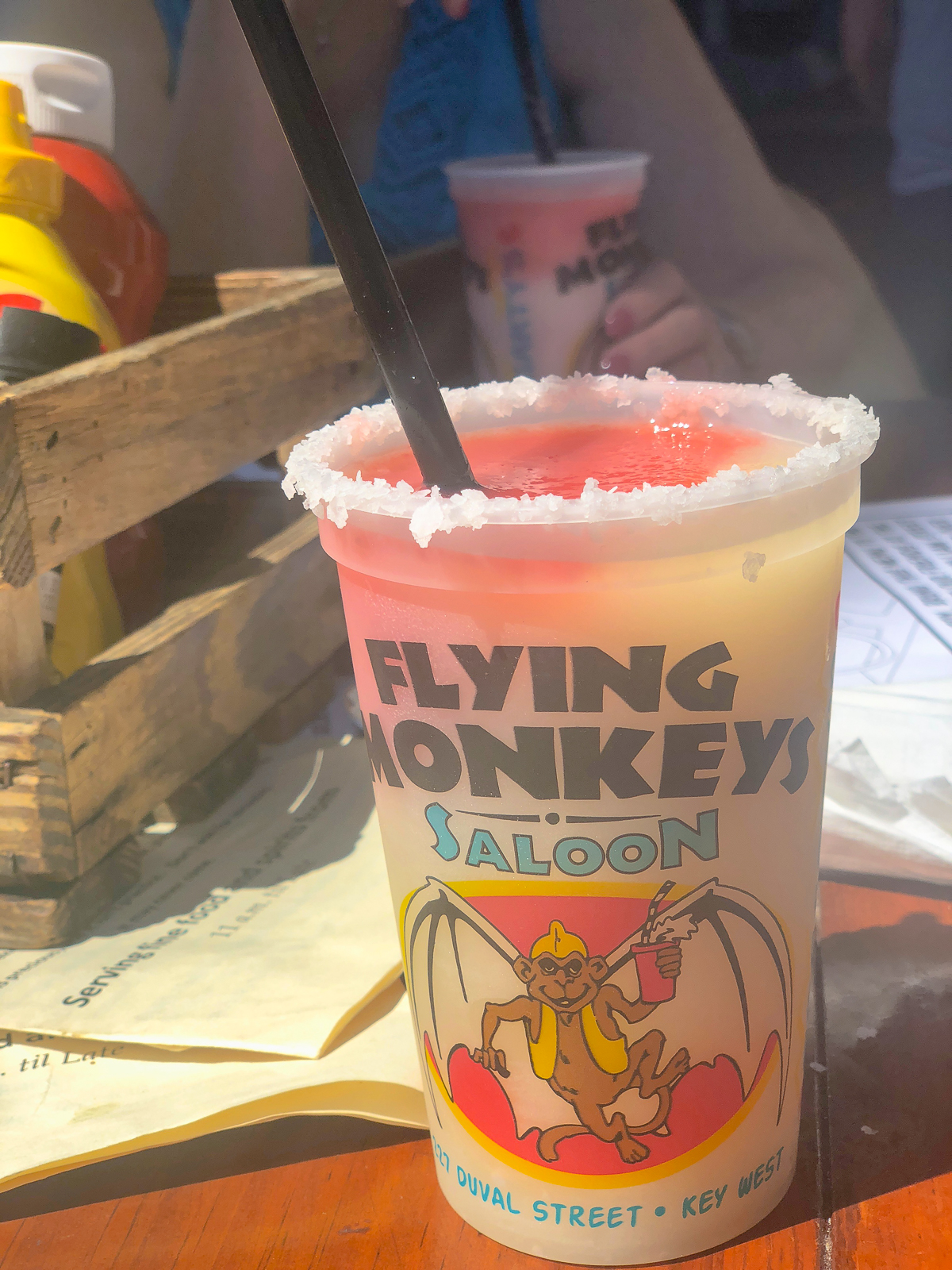 Key West - Things to Do in Key West - Misty Nelson, family travel blogger @frostedevents margarita