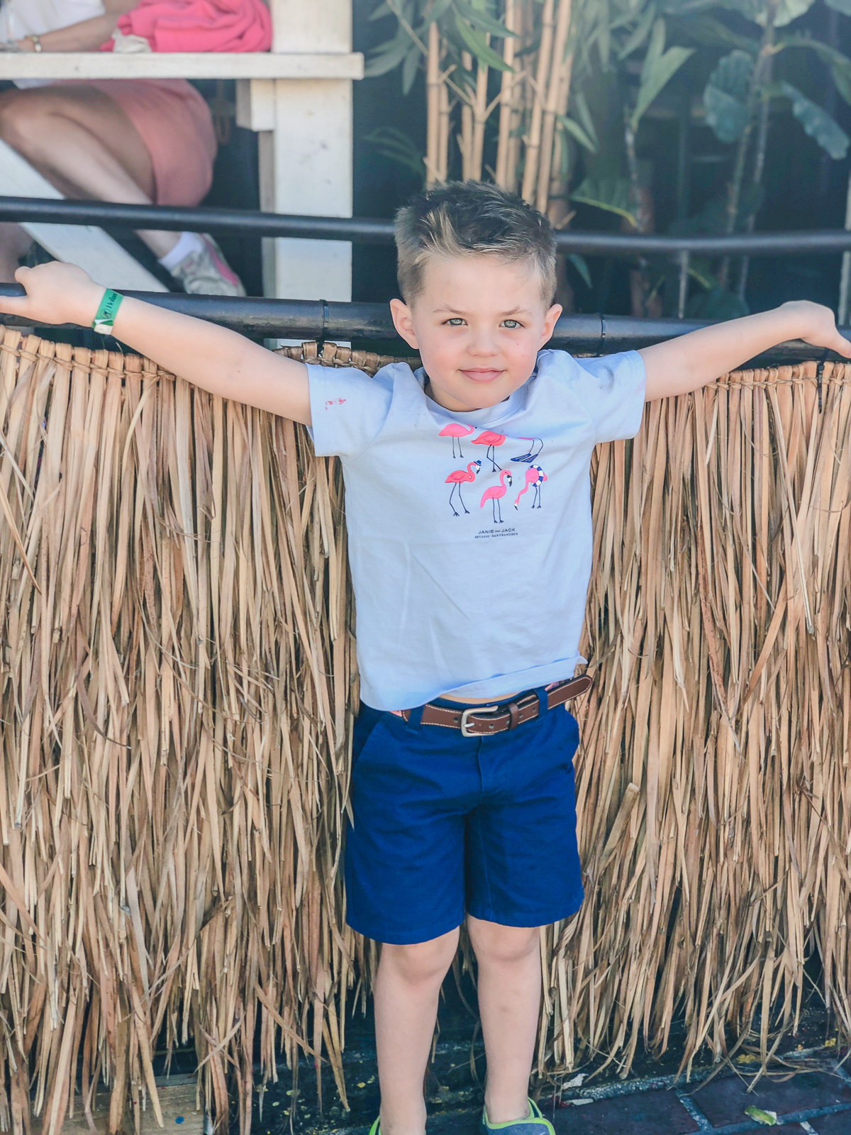 Key West - Things to Do in Key West - Misty Nelson, family travel blogger @frostedevents boy