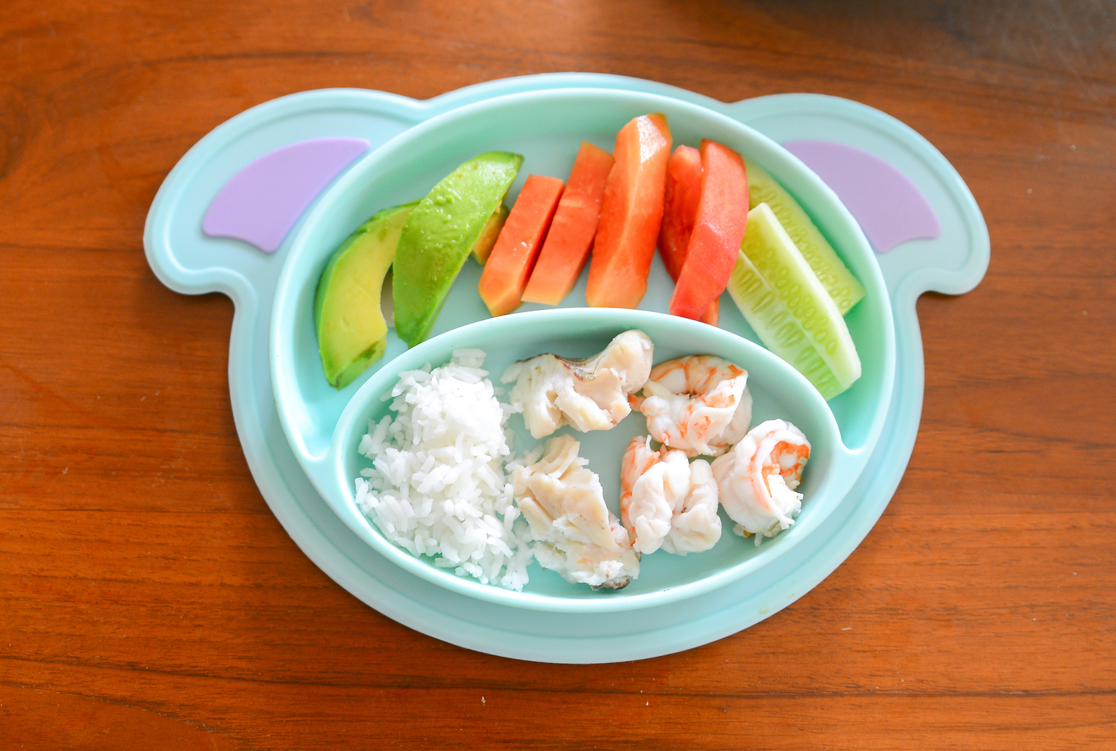 Baby Led Weaning List of Baby Foods to Start with First Feeding