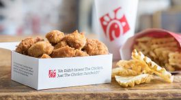 Chick-Fil-a giving away free nuggets this month and unveiling new menu items 2020