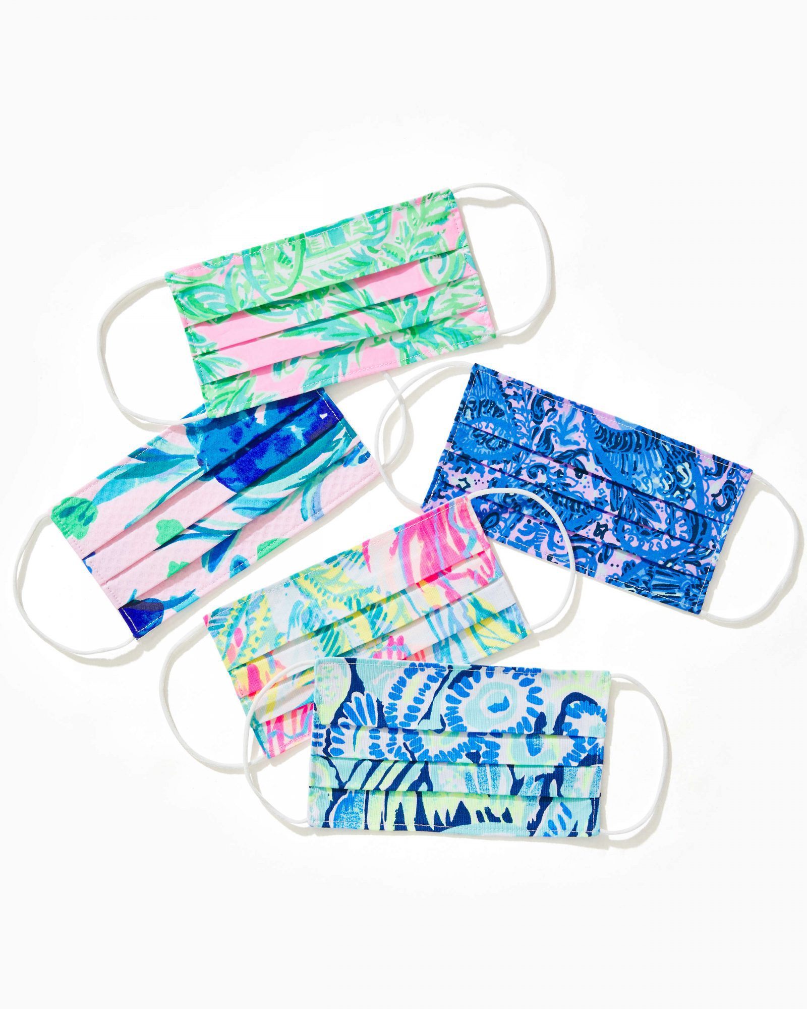 Lilly Pulitzer Cloth Face Masks