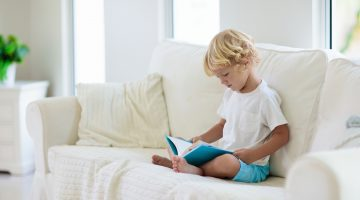 Early Reader Books - kids reading tips