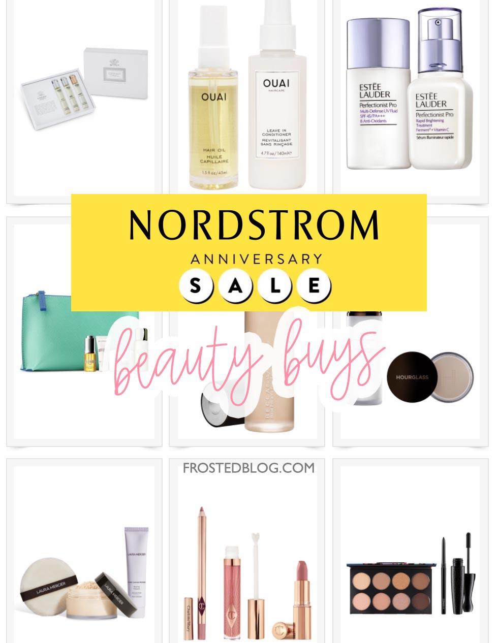 2020 Nordstrom Sale- Influencer Favorites Beauty, Hair, Makeup