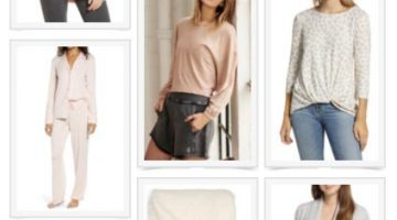 Nordstrom sale 2020 Comfy cozy athleisure and loungewear