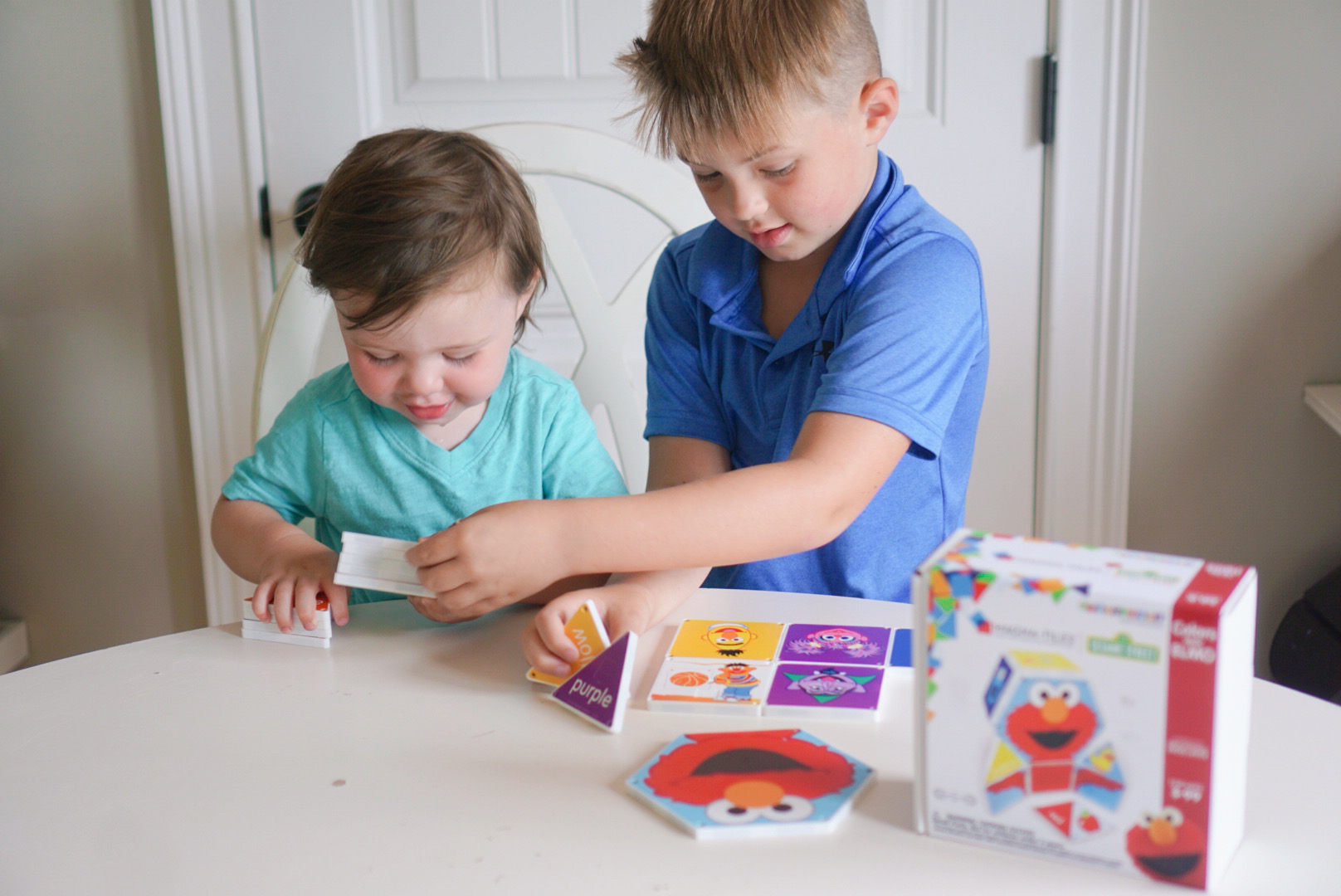 Sesame Street Magnatiles - Toys for Toddlers, Preschool Toys frostedevents.com