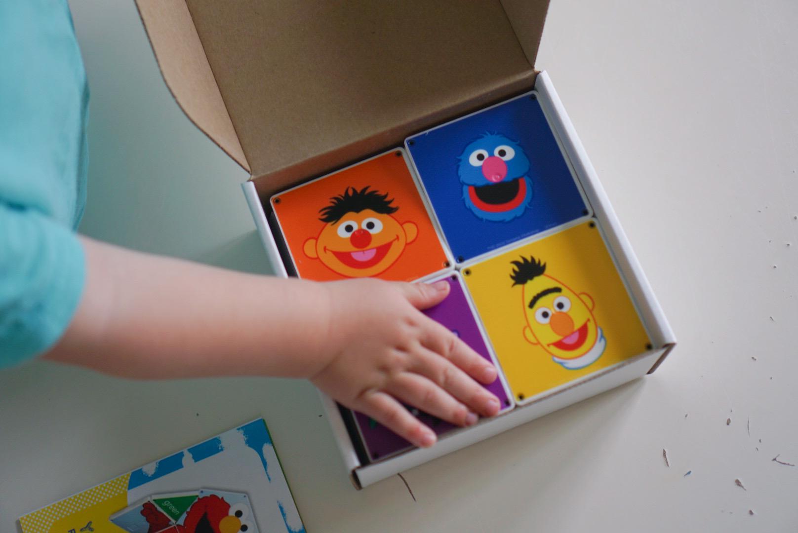 Sesame Street Magnatiles - Toys for Toddlers, Preschool Toys - best toys for preschool kids